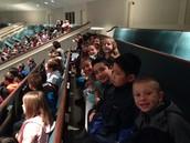 Third Grade Symphony Trip