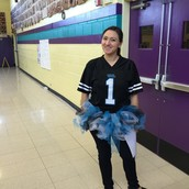 Mrs. Ervin's Panther Pride
