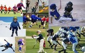 Yo jugaba deportes mucho.