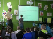 Smartboard and Active Learners