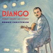 Django by Bonnie Christensen