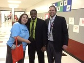 GEAR UP in Partnership with Texas Literacy Inititative & MMS Principals