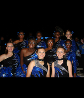 Color guard Group Picture