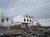 After a tsunami