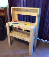 Homemade Workbench