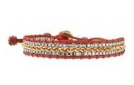 Foundation Bracelet-Red