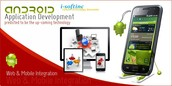 Android apps development with i-softinc