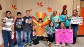 Grandview Collects 1,000+ Items for Food Bank!