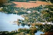 Chowan County Air View