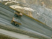 Mining For Oil and Natural Gas