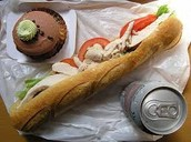 Français déjeuner