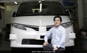Japan CEO taps monk training to shine way for driverless taxis