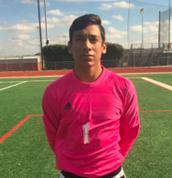 Juan Esparza – V Junior, goalkeeper