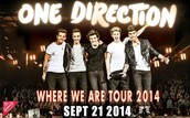 """Where We Are"" Tour"