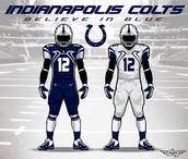 me gustan mucho los Indianapolis Colts