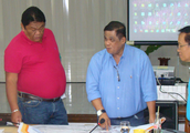 DPWH Officials discuss issues on flood Control Projects