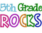 Parents of fifth grade students.