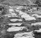 Des morts en le guerre