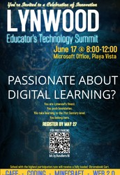 Lynwood Educators Technology Summit LETS