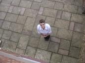 Camera Angle: High Angle