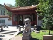 The garden of Friendship (Ligovsky avenue)