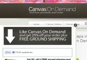 Save Money With Canvas On Demand Coupon