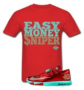 KD Shirt and Shoes