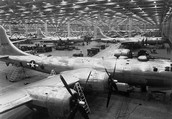 The First B-29