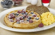 Patriot Waffle Eggspress