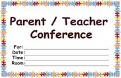 Parent / Teacher Conference