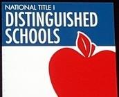 Logo for Title I Distinguished Schools