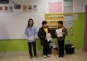 Intercanvi de contes amb l'escola Centcelles