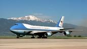 Presidential Airplane