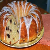This is Easter Babka.