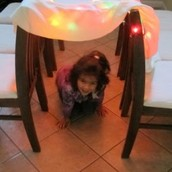 Tunnels and forts are always fun!