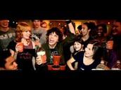 Rodrick's party.