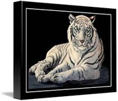 I have a Tiger picture above my bed.