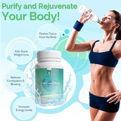 Go Fit & Slim with Pure Colon Detox