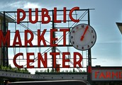 Just steps away from Seattle's very own Pike Place Market!