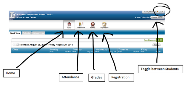 More More Information About Checking Grades Online Visit The Link Below: