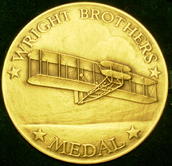 The Wright Brothers Medal