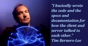 Quotes By Timothy Berners-Lee