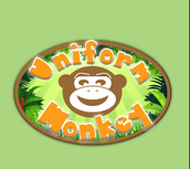 On-Site Uniform Monkey Sale 10/19