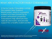 Spotlight on: XFactor Family Chewables