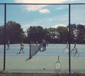 After Tuesday...we have had great weather for tennis!