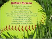 softball dreams