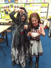 Halloween Fancy Dress Winner