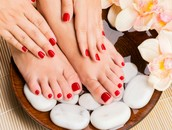 HUNDRED COLORS FOR SHELLAC MANICURE