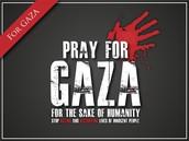 Raise Money For Gaza!!