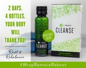 Reset and rebalance with It Works! Cleanse!